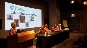 Education wg presentation